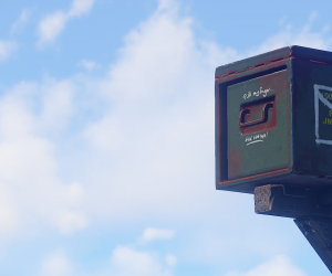 Mailbox is in, changes to cupboards, weapons and increase of costs…