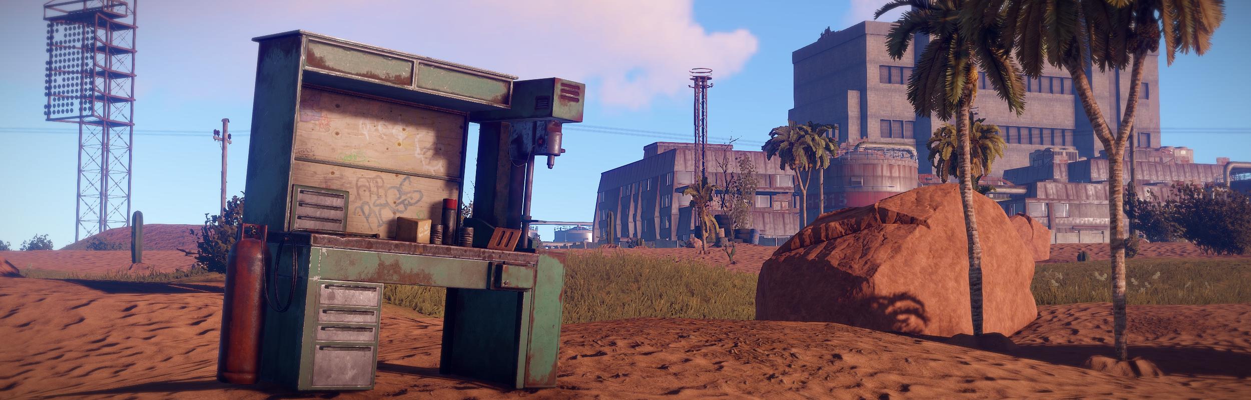 Hoe werken blueprints en components in Rust?