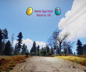 Rust 'Easter Egg Hunt' is live, maar hoe werkt het?
